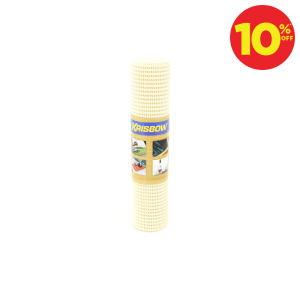 KRISHOME ALAS LINER RAK ANTI SLIP TIPE H 30 X 150 CM - KREM