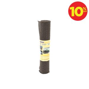 KRISHOME ALAS LINER RAK ANTI SLIP 30 X 150 CM - COKELAT