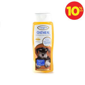 GOLD MEDAL OATMEAL SOOTHING SHAMPOO ANJING 500 ML