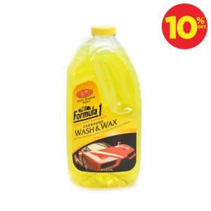 FORMULA 1 CARNAUBA WASH & WAX 64 OZ