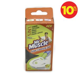 MR MUSCLE GEL PEMBERSIH TOILET ISI ULANG - CITRUS