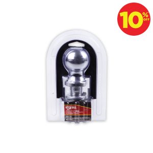 KRISBOW HITCH BALL CHROME 5 CM