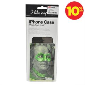 SARUNG IPHONE 5/ 5S/ 5C GREEN HUNDRED