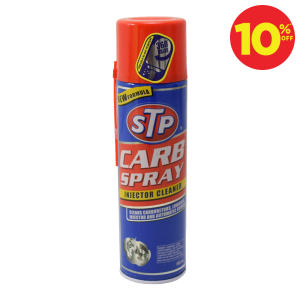 STP CARB SPRAY INJECTOR CLEANER 500 ML
