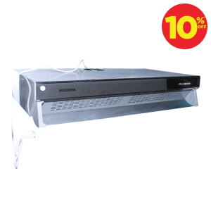 MODENA COOKER HOOD SLIM SX-9002 - SILVER