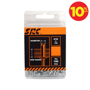 SRC BLIND RIVER 5/32 X 1/4 INCI 100 PCS