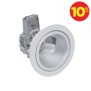 LAMPU DOWNLIGHT WALL WASHER MR16 - PUTIH