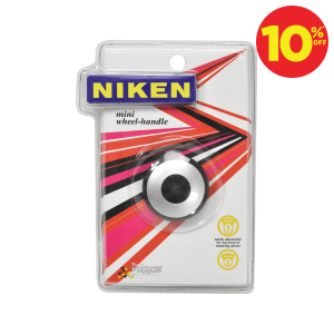 NIKEN MINI POWER HANDLE MOBIL - HITAM/SILVER