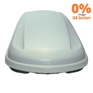RHINO BOX KARGO ATAP MOBIL 440L - PUTIH