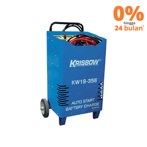 KRISBOW BATTERY CHARGER 200A STARTER 2000A