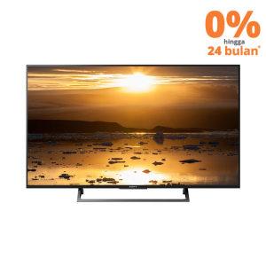 SONY LED SMART TV 49 INCI 4K KD-49X8000E