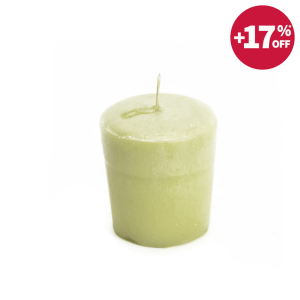 CANDLE LITE FRESH MELON LILIN VOTIVE 3,8 X 5 CM
