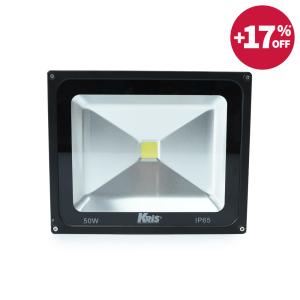 KRIS LAMPU SOROT LED DENGAN SENSOR 50W