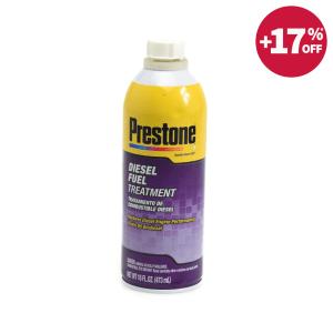 PRESTONE DIESEL FUEL TREATMENT - 16 OZ