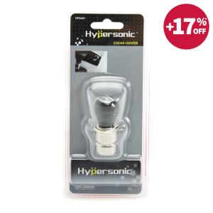 HYPERSONIC LIGHTER ROKOK - HITAM