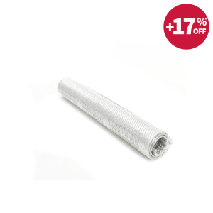 KRISHOME ALAS MEJA MAKAN PVC 30X45 CM - SILVER