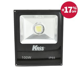 KRIS LAMPU SOROT LED FOKUS 100W COB 90D 6500K