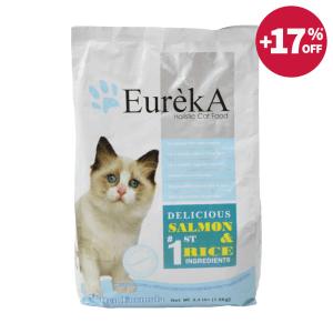 EUREKA HOLISTIC KITTEN FOOD 1.5 KG