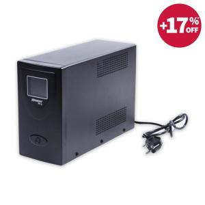 KRISBOW PRO UPS DENGAN PANEL LCD 1200VA