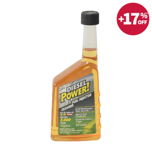 GOLD EAGLE DIESEL POWER FUEL INJECTOR CLEANER 355 ML