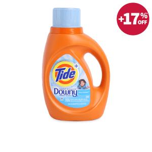 TIDE DETERGEN PEMBERSIH DENGAN PEWANGI CLEAN BREEZE 1,3 L