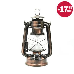 HURRICANE LENTERA LAMPU 16 LED