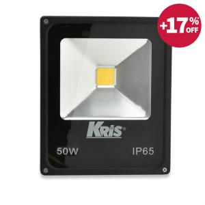 KRIS LAMPU SOROT LED TALL 50W COB 120D 2700K