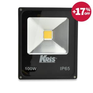 KRIS LAMPU SOROT LED TALL 100W COB 120D 2700K