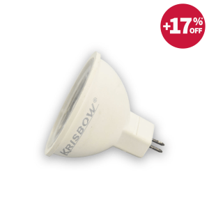 KRISBOW BOHLAM LED MR 16  7 W - WARM WHITE