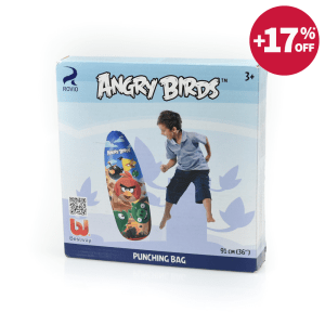 BESTWAY PUNCHING BAG ANGRY BIRD