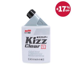 SOFT 99 KIZZ PEMBERSIH CAT MOBIL CLEAR R 270ML