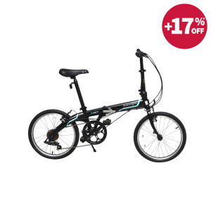 DAHON VYBE D7 SEPEDA LIPAT 7 SPEED 20 INCI