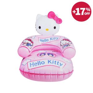 HELLO KITTY SOFA ANGIN - PINK