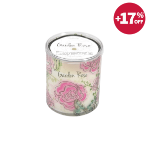 CANDLE LITE BLOOMS GARDEN ROSE 453 GR