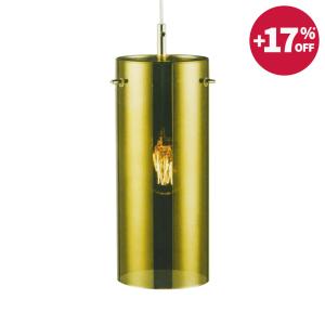 MARKSLOJD STORM LAMPU GANTUNG HIAS 1L E14 - GOLD