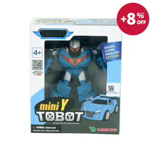 TOBOT FIGURE MINI Y ROBOT MAINAN