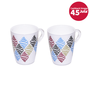 OMADA SET MUG VORTEX 2 PCS