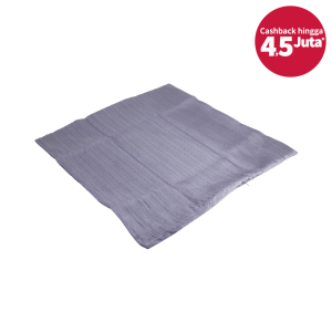 SARUNG BANTAL SOFA 50X50CM - UNGU