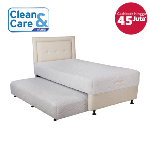 CLEAN & CARE JASA PEMBERSIHAN MATRAS SINGLE