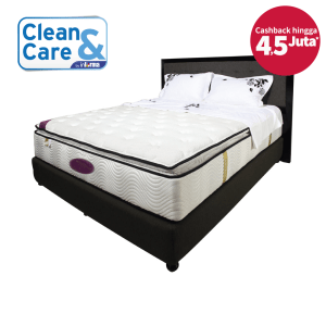 CLEAN & CARE PAKET JASA PEMBERSIHAN MATRAS SUPER KING
