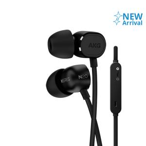 AKG IN EAR HEADPHONE ANDROID/APPLE N20U - HITAM