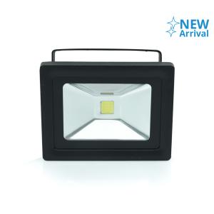 KRISBOW LAMPU SOROT LED 10W 6500K - HITAM