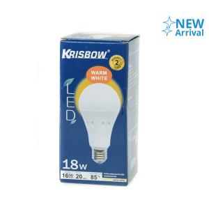 KRISBOW BOHLAM LAMPU LED SWBLAST 18W 2700K