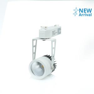 LAMPU LED TRACK 10W 24D 3000K - PUTIH