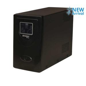 KRISBOW UPS LINE INTERACTIVE LCD 650 VA - HITAM