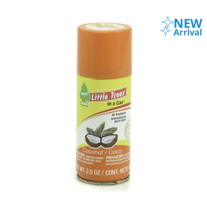 LITTLE TREES SPRAY AEROSOL PENGHARUM RUANGAN - COCONUT