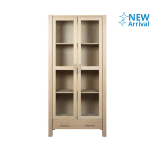 COPE KABINET BUKU - WALNUT