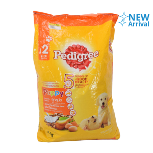 PEDIGREE DRY FOOD PUPPY CHICKEN EGG 8 KG