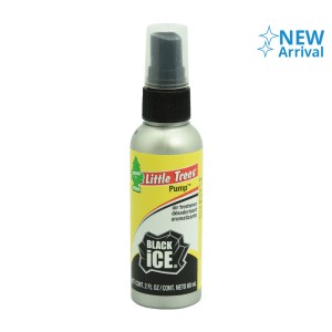 LITTLE TREES SPRAY PENGHARUM RUANGAN - BLACK ICE