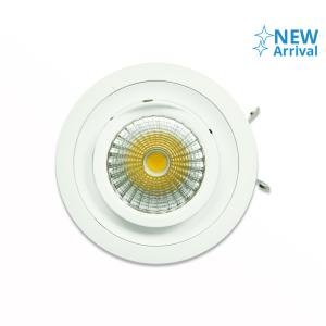 KRISBOW LAMPU SOROT LED ADJUSTABLE 25W 4000K
